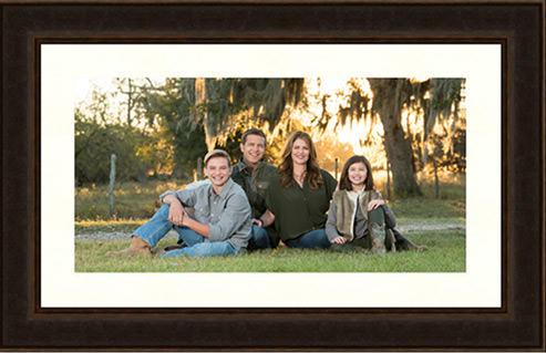 Family Photographer & Portrait Studio near Katy, Tx - classic family portrait.