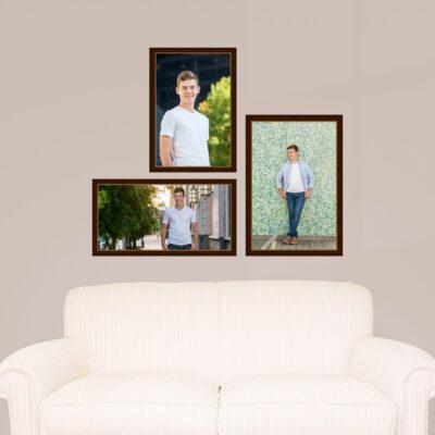 Senior portraits created near Houston by Sandy Flint Photography