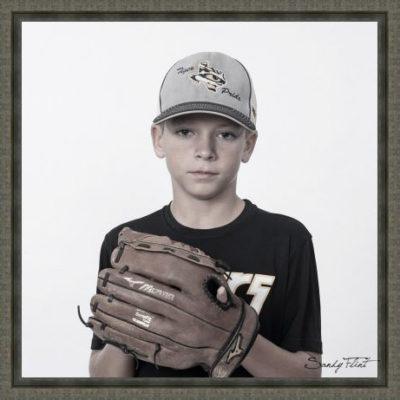 Boy's portraits by Flint Photography