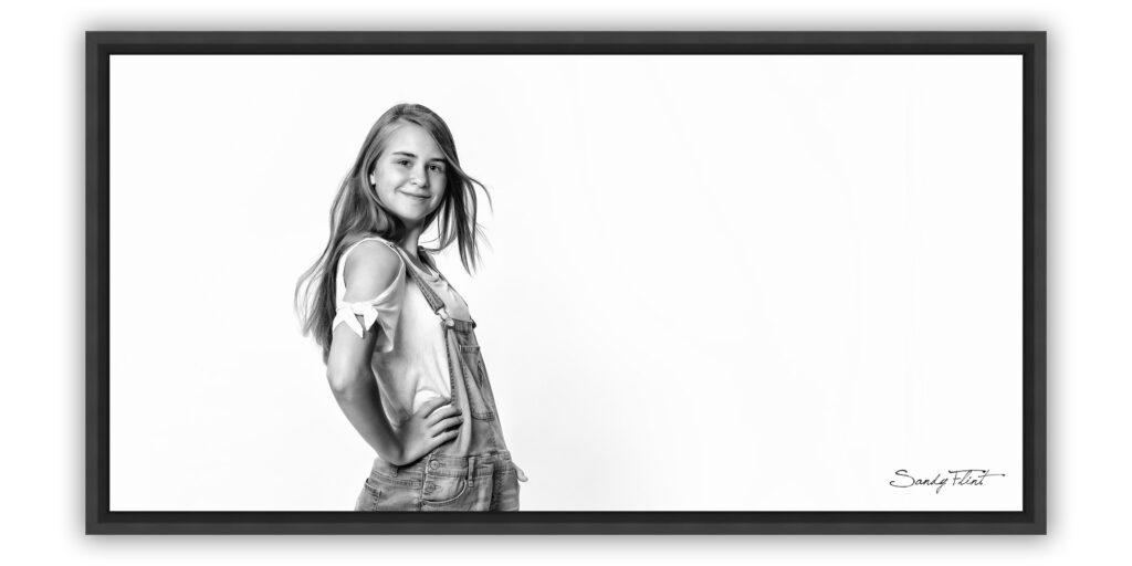 Tween portrait by Flint Photography | Houston